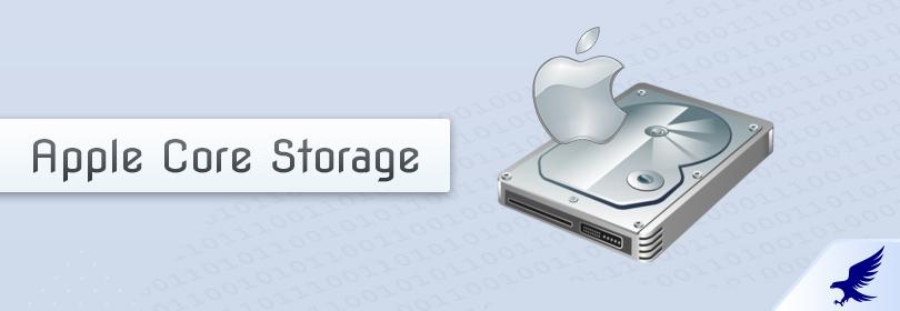 Apple Core Storage